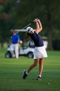IC Catholic Prep's Hurt wins girls golf state title
