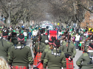 Happy 20th anniversary to the St. Patrick's Day Parade  Governor to return for 20th annual Spring Road celebration