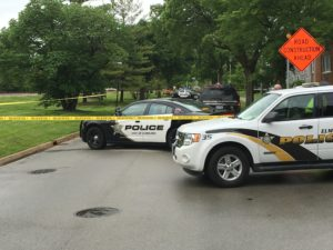 Victim shot in leg during armed robbery attempt