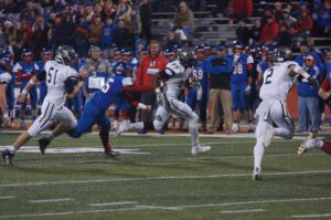 IC beats Carlinville 43-0 to win State Championship