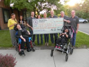 Hops for Humanity close to the $100,000 mark in its contributions