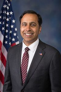 Congressman Krishnamoorthi calls on Congress and Executive Branch to address hate crimes
