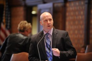 Tom Cullerton passes measures to help combat veterans' suicide epidemic