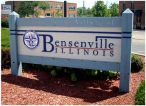 Update  – Apartment fire in Bensenville claims one life