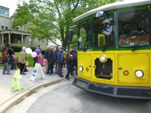 Ride the trolley to free fun during the 21st Annual Elmhurst Museum Day on May 21