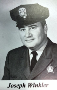 Former police officer Joe Winkler dies at 81