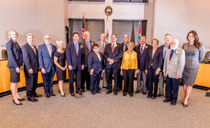 Elected Officials Sworn in at May 1 City Council Meeting Elmhurst, IL