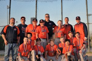 The 12U Elmhurst Extreme placed second place in the 2017 Elmhurst Extreme Classic