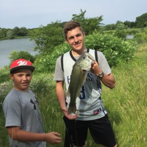 Kids and families invited to 'Just for Kids Fishing Derby' at Blackwell's Silver Lake