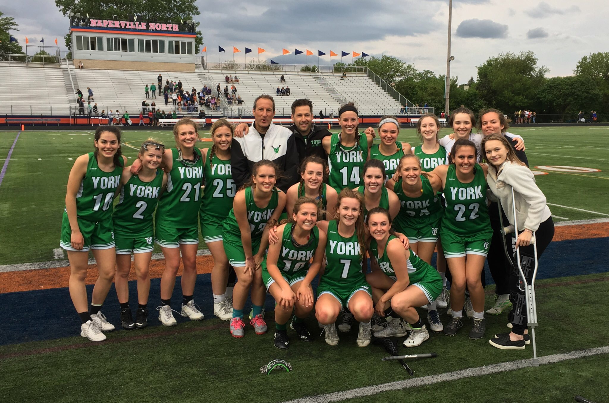 The Independent Newspapers – York girls lacrosse team reaches final ...