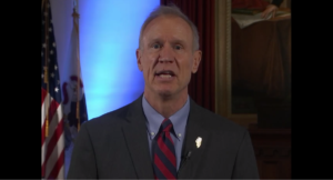 Gov. Rauner urges lawmakers to pass GOP 'compromise' budget plan; Democrats scoff