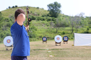 """Archery Open House"" showcases popular sport at Blackwell"