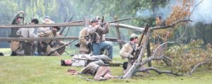 Lombardian  History to come alive this weekend