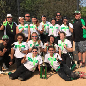 Emeralds 14U softball team wins Oak Park