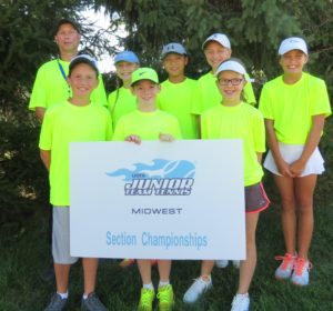 Courts Plus tennis teams are top finishers at USTA Junior Team Championships