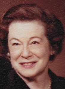 Grace Eloise (Cutler) Pottor, 96