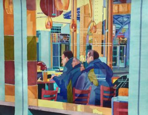 EAG Fall Members Show features original art by local artists
