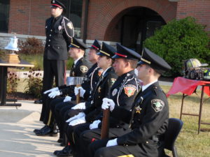 City holds ceremony to commemorate 9/11