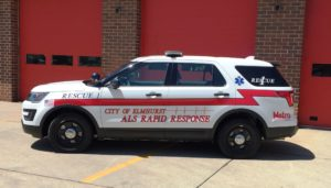 "Fire Dept.'s Rapid Response Vehicle awarded ""Best Innovation"""
