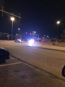 Update: Officer's firearm discharges after subject drove toward him in incident at York & Crestview.   Pursuit involves several agencies; no injuries reported