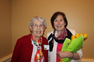 Garden Club honors Baldikowski as Woman of the Year