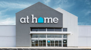 At Home coming to K-Mart space