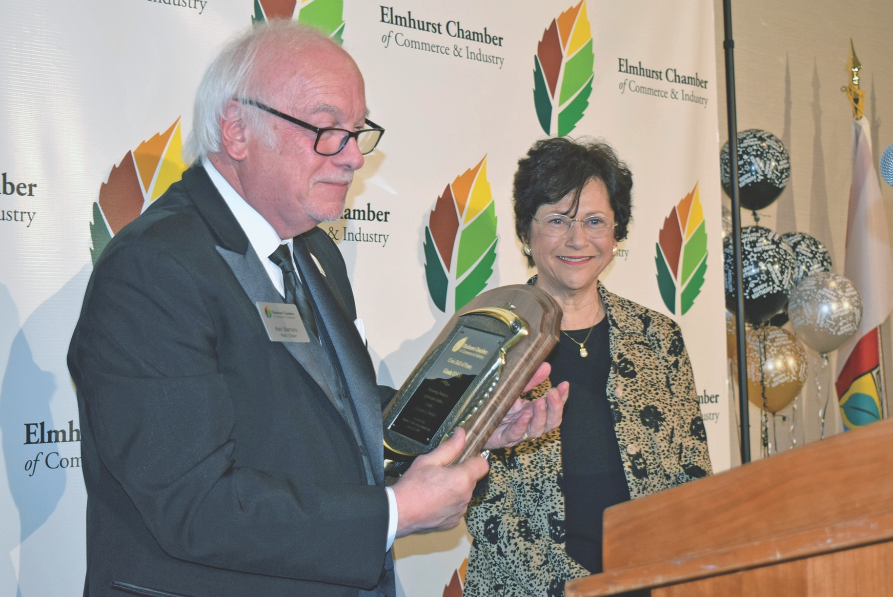 Civic Hall of Fame presented