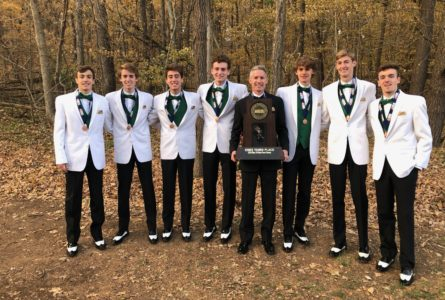 York XC takes 3rd place at State